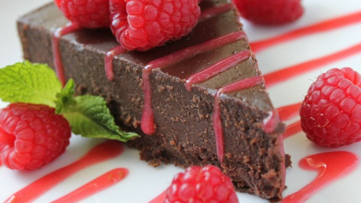 Flourless Chocolate Cake I Recipe - Allrecipes.com