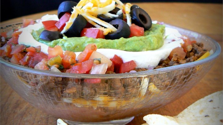 Seven Layer Dip I Recipe - Allrecipes.com