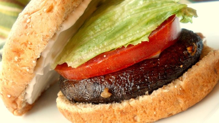 Portobello Sandwiches