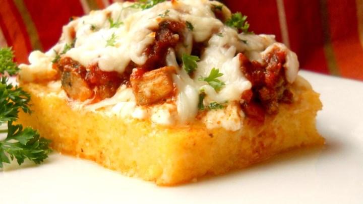 Angie's Polenta Lasagna