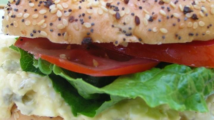 World's Best Egg Salad Sandwich