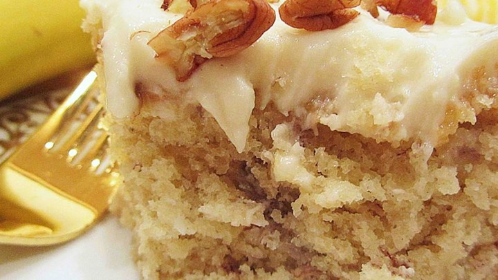 Banana Cake VI Recipe - Allrecipes.com