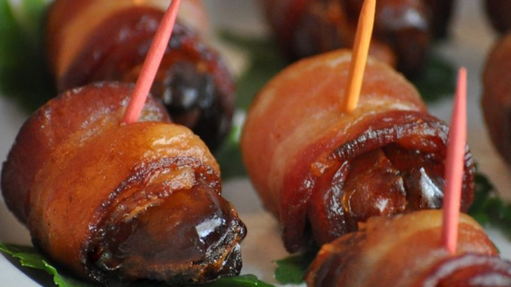 Bacon and Date Appetizer Recipe - Allrecipes.com