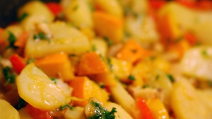Winter Vegetable Hash Recipe - Allrecipes.com