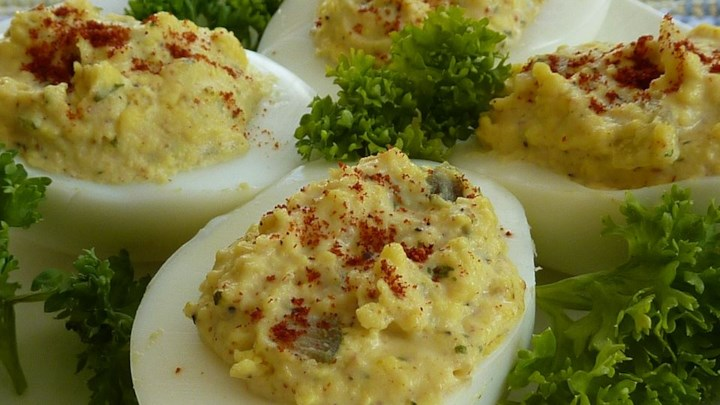 Kimberly's Curried Deviled Eggs Recipe - Allrecipes.com