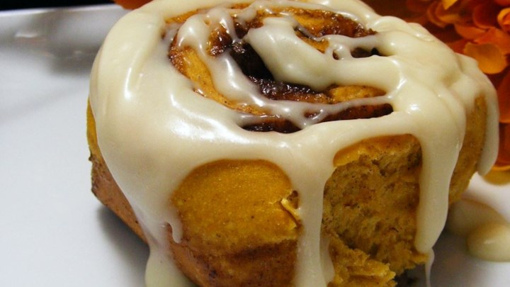 Kelsandra's Pumpkin Cinnamon Rolls Recipe - Allrecipes.com