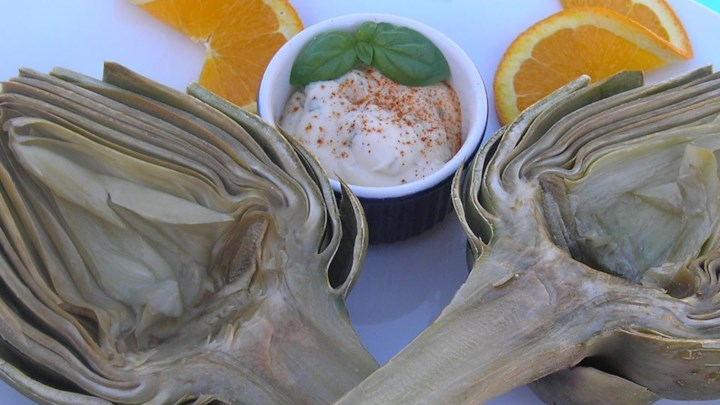 Dipping Sauce for Artichokes