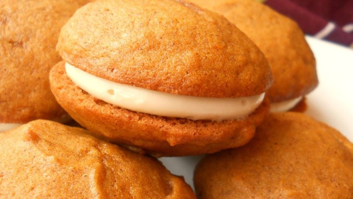 Pumpkin Whoopie Pies - Review by mlweaver - Allrecipes.com