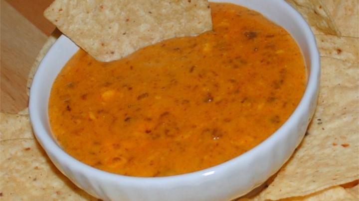 Chili Con Queso Dip II