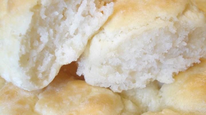 Buttermilk Biscuits II