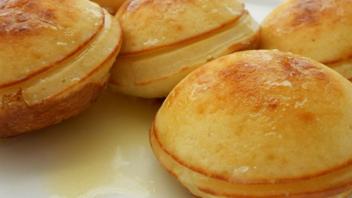 Buttery Milk Syrup