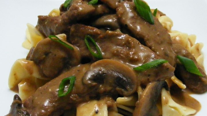 Beef Stroganoff III Recipe - Allrecipes.com