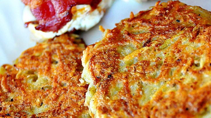 how to make homemade hash browns from scratch