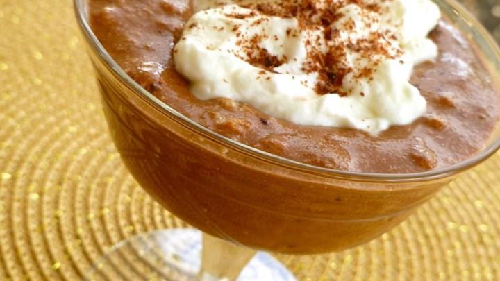 Ultimate Irish Cream Chocolate Mousse