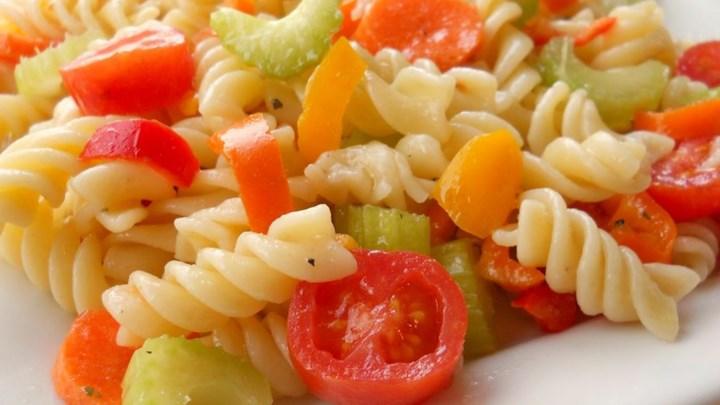 Zesty Rotini Salad