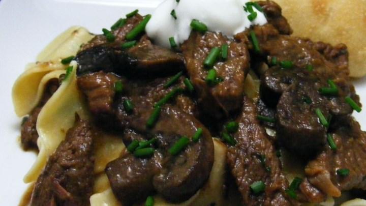 Chef John's Classic Beef Stroganoff