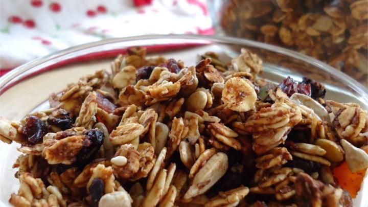 Crunchy and Delicious Granola