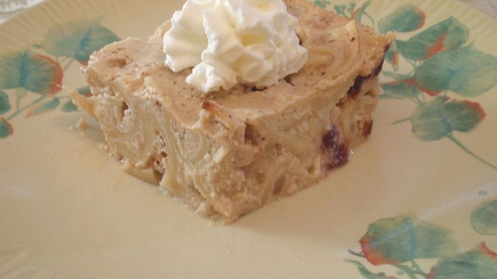 Harvest Noodle Pudding - Fruit Kugel