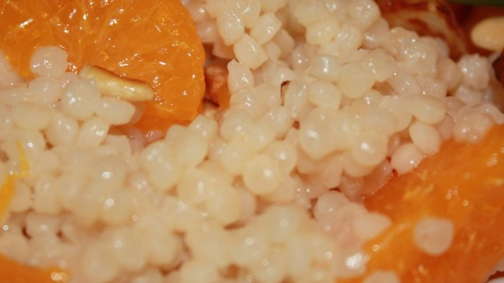 Mandarin Orange Couscous