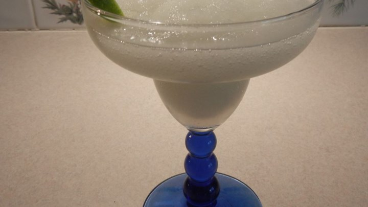 The Perfect Blended Margarita