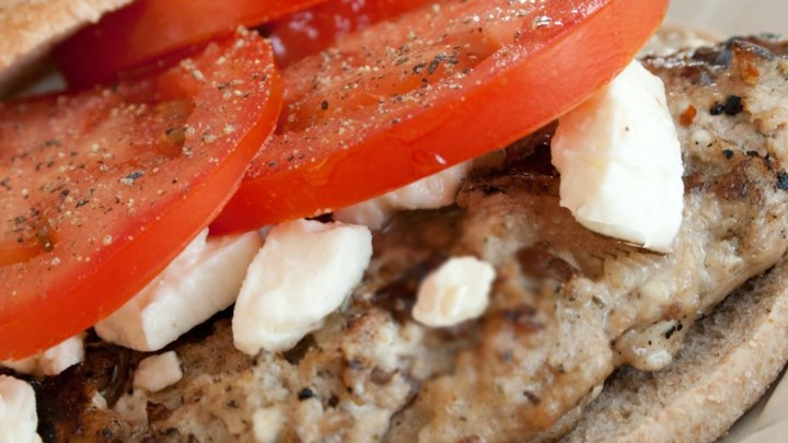 Feta Cheese Turkey Burgers Recipe - Allrecipes.com