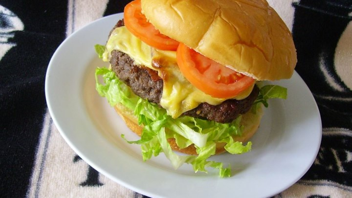 Bacon Bourbon Burgers