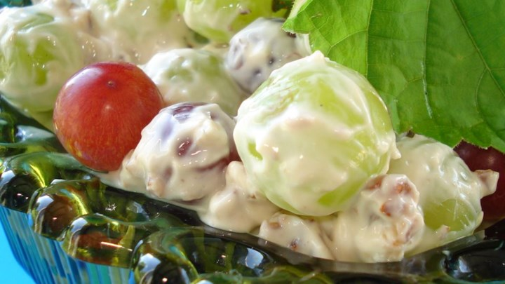 Green Grape Salad