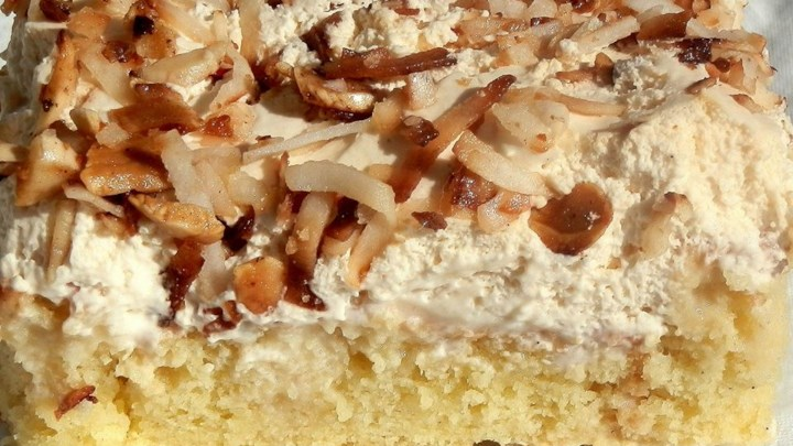 G's Tres Leches Cake