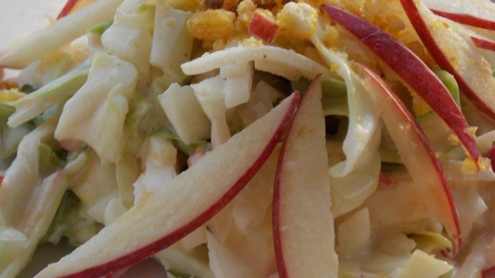 Apple Jicama Coleslaw - Review by Thin1 - Allrecipes.com