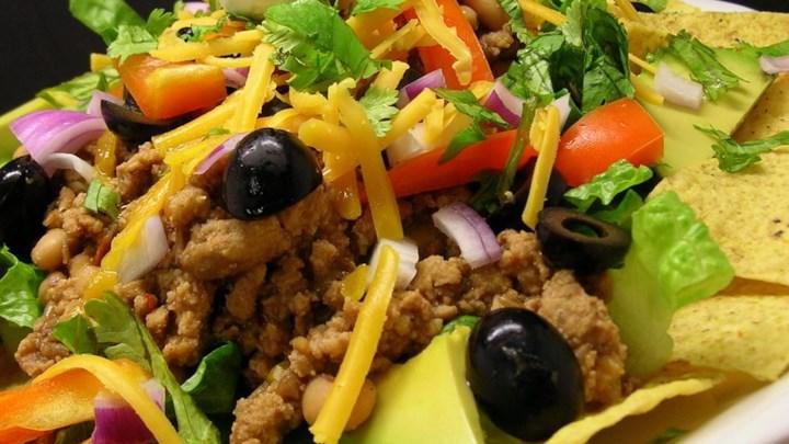 Dana's Taco Salad