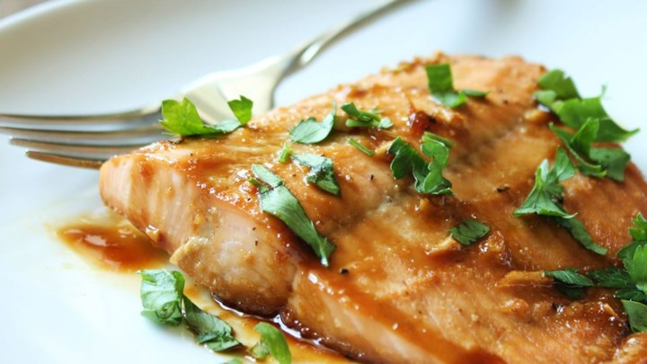 Maple Salmon Recipe - Allrecipes.com