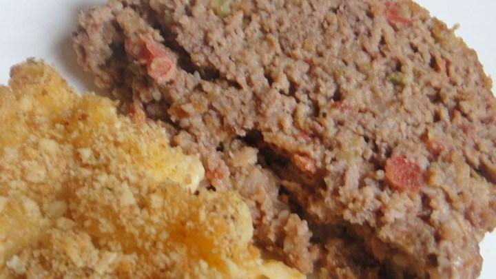 Meatloaf recipe using ground pork
