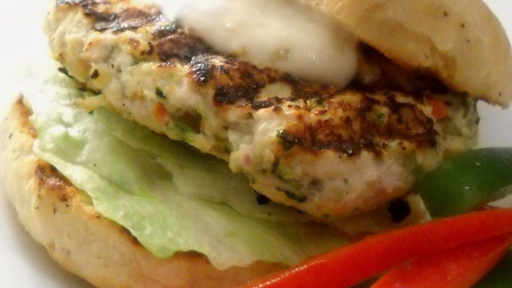 Chicken Tartar Burger