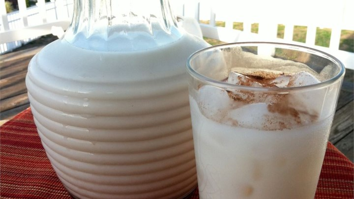 Horchata Made Easy