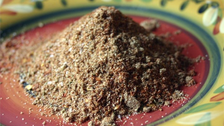 Taco Seasoning (without the chili powder)