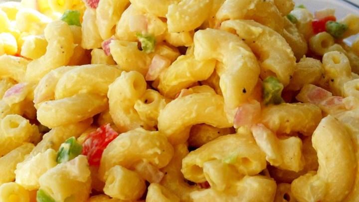 Classic Macaroni Salad