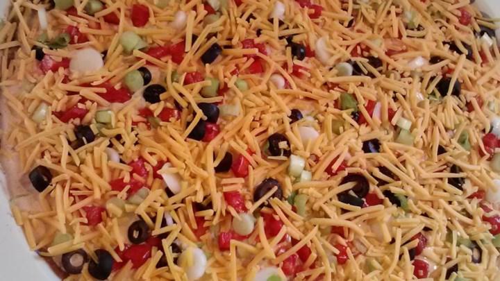 Yummy Taco Salad Dip