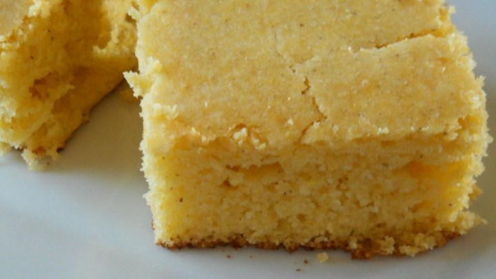 Homesteader Cornbread