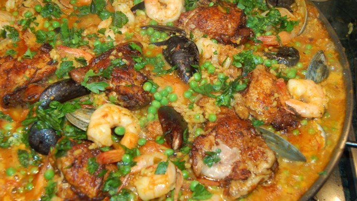 Easy Paella Recipe - Allrecipes.com