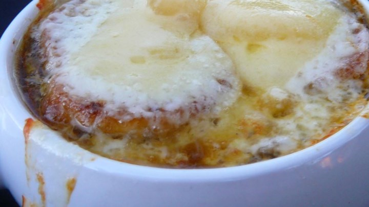 Restaurant-Style French Onion Soup