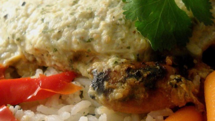 Tomatillo Chicken Breasts Recipe - Allrecipes.com