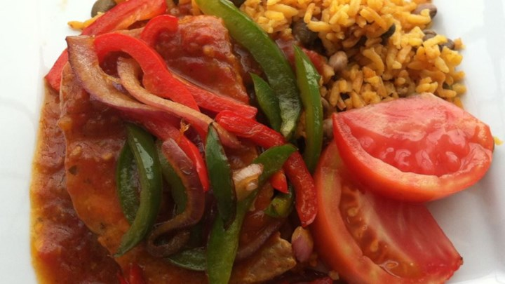 Tomato Chops II