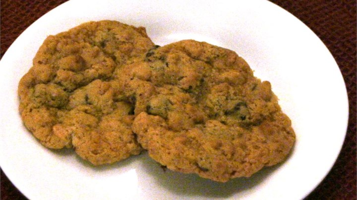 Crunchy Chip Cookies