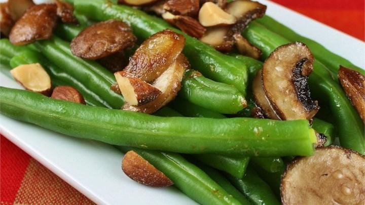 Chic Green Beans