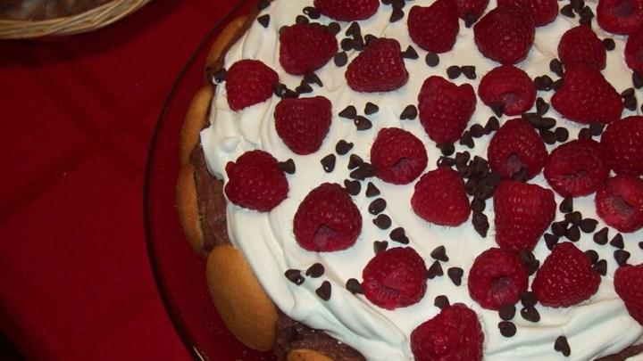 Potato Chocolate Cake
