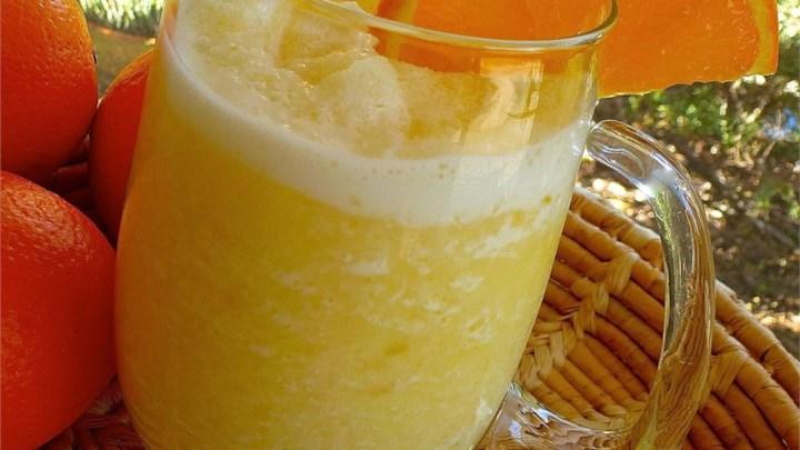 Easy Orange Cream Slush Recipe - Allrecipes.com