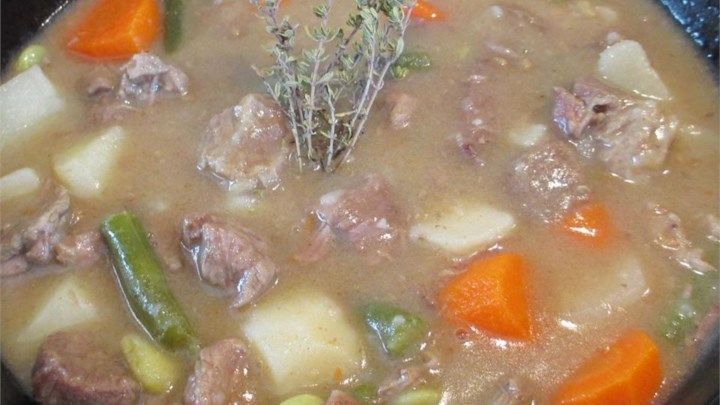 Granny's Beef Stew