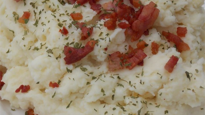 Epic Mashed Potatoes