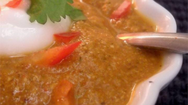 Thai-Inspired Vegetable Soup