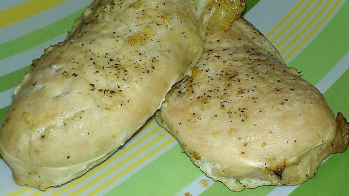 Garlic Chicken Breasts